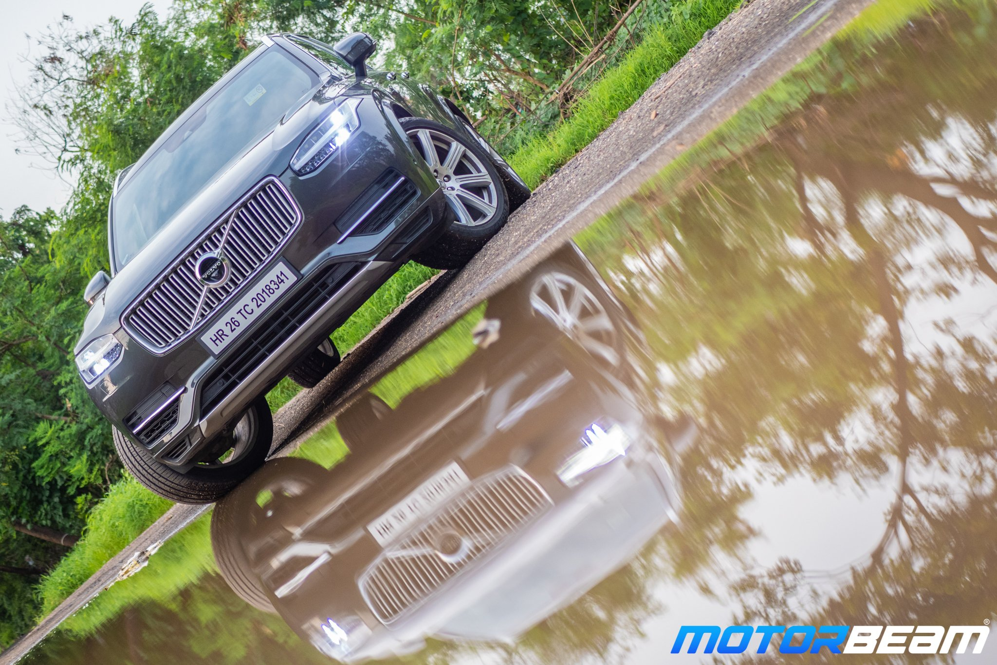 Volvo XC90 T8 Hybrid Review