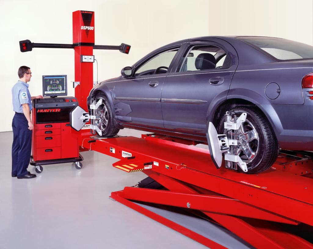 When To Check The Wheel Alignment