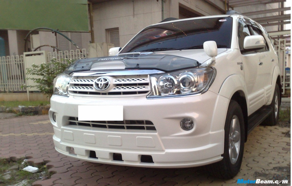 White_Toyota_Fortuner_India