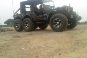 Willy's Jeep 6x6 OLX Ad