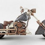 Worlds Most Expensive Motorcycle Side