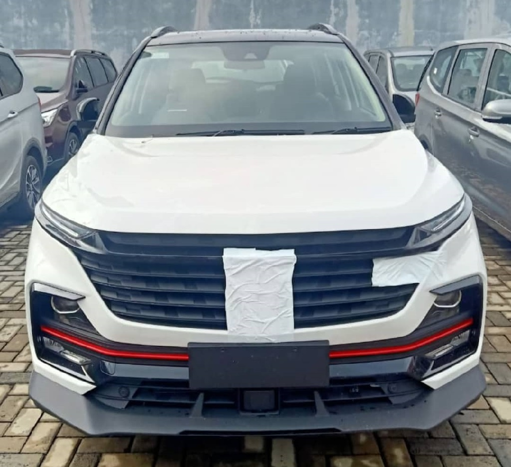 Wuling Almaz RS Front