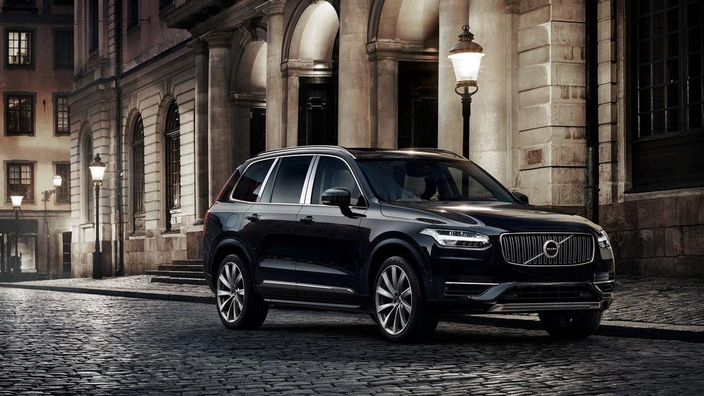 XC90 Excellence Exterior