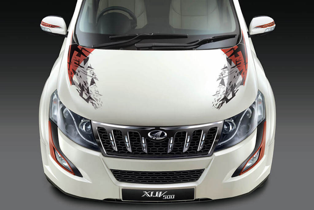 XUV500 Sportz Limited Edition
