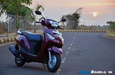 Yamaha Recalls Alpha Scooter In India For Engine Issue