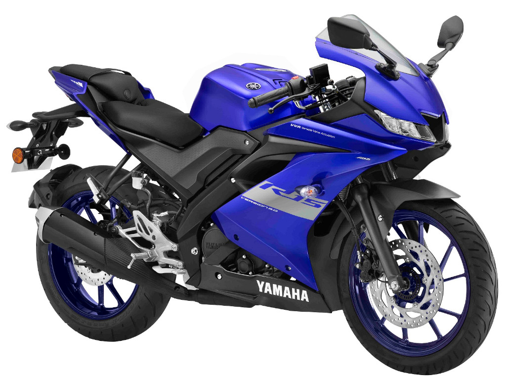 Yamaha BS6 YZF-R15 Launched; Priced From Rs. 1.45 Lakh