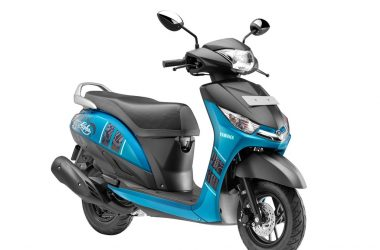 Yamaha Cygnus Alpha Disc Variant Launched, Priced At Rs. 52,556/-
