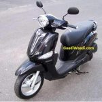 Yamaha Delight India Spied