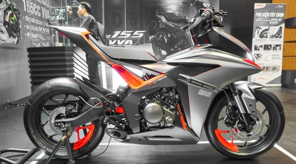 Yamaha Exciter F-155 Concept Side