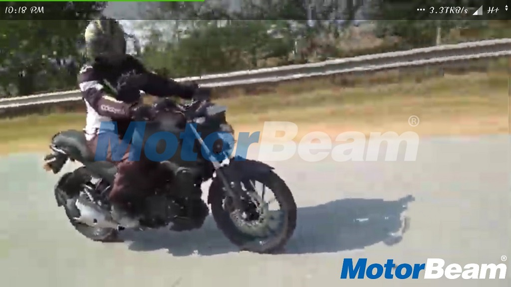 Yamaha FZ FI 3.0 On Test