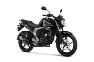 Yamaha FZ FI V2 Black Price