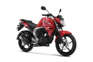 Yamaha FZ FI V2 Red Review