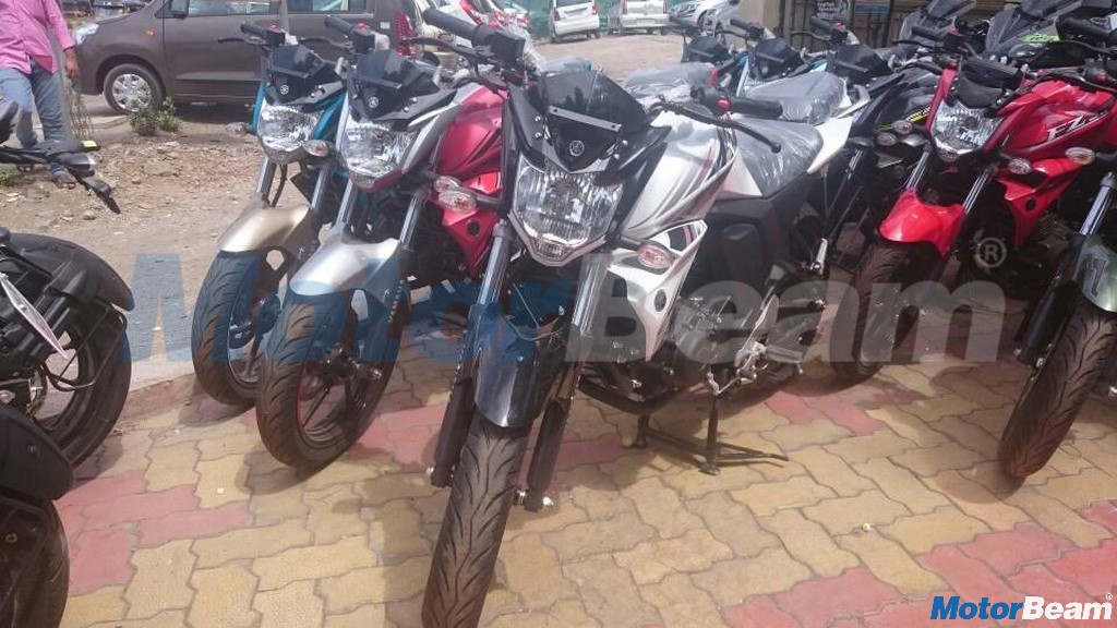 Yamaha FZ-S BS4 Launched
