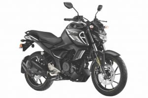 Yamaha FZ-S BS6 Black