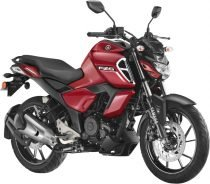 Yamaha FZ-S BS6 Red
