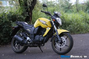 Yamaha FZ Test Ride Review