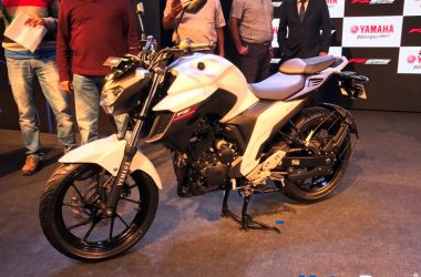2017 Yamaha FZ25 Launched, Priced At Rs. 1.19 Lakhs