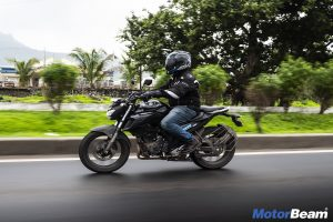 Yamaha FZ25 Long Term Report Review