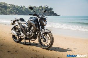 Yamaha FZ25 Review