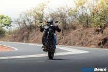 Yamaha FZ25 Test Ride