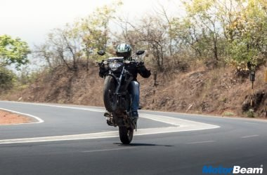 Yamaha FZ25 Test Ride Review