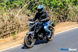 Yamaha FZ25 Video Review