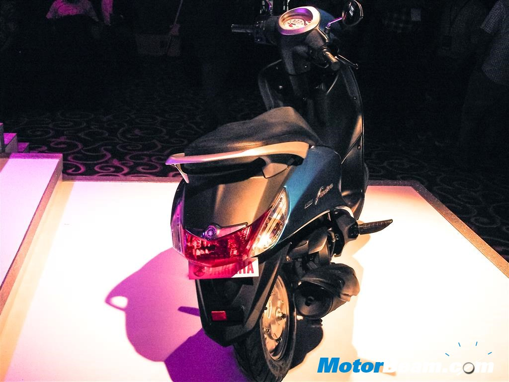 Yamaha Fascino Launched In India