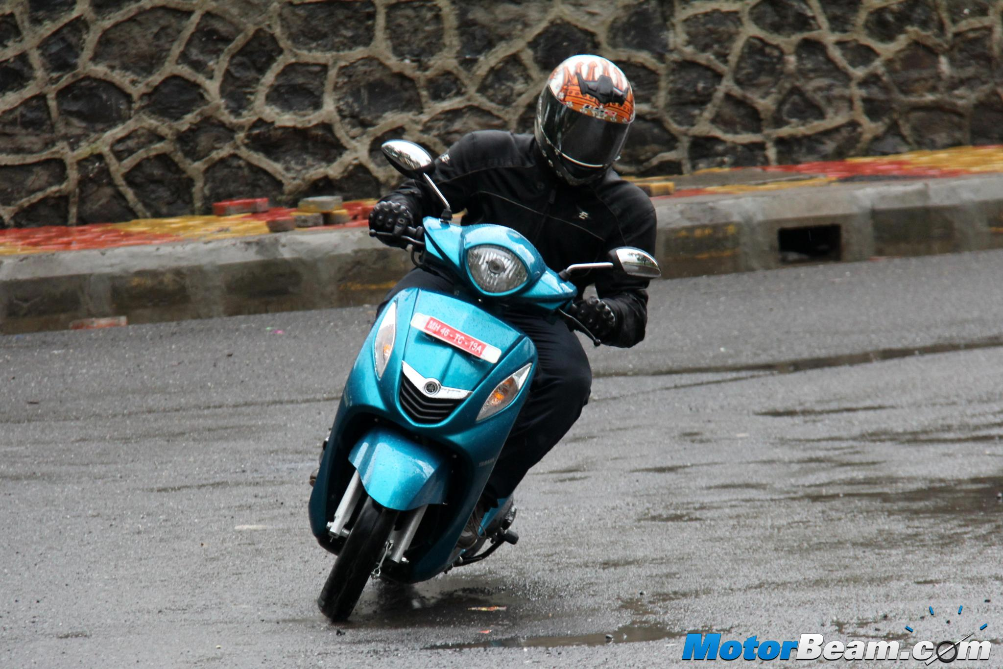 Yamaha Fascino Review