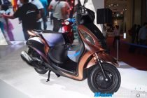 Yamaha Fascino Special Edition