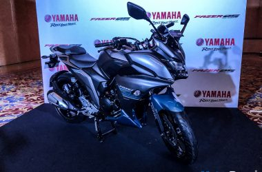 Yamaha Fazer 25 Launched, Priced At Rs. 1.28 Lakhs