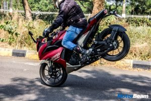 Yamaha Fazer 25 Review Test Ride