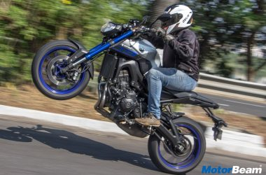 Yamaha MT-09 Test Ride Review