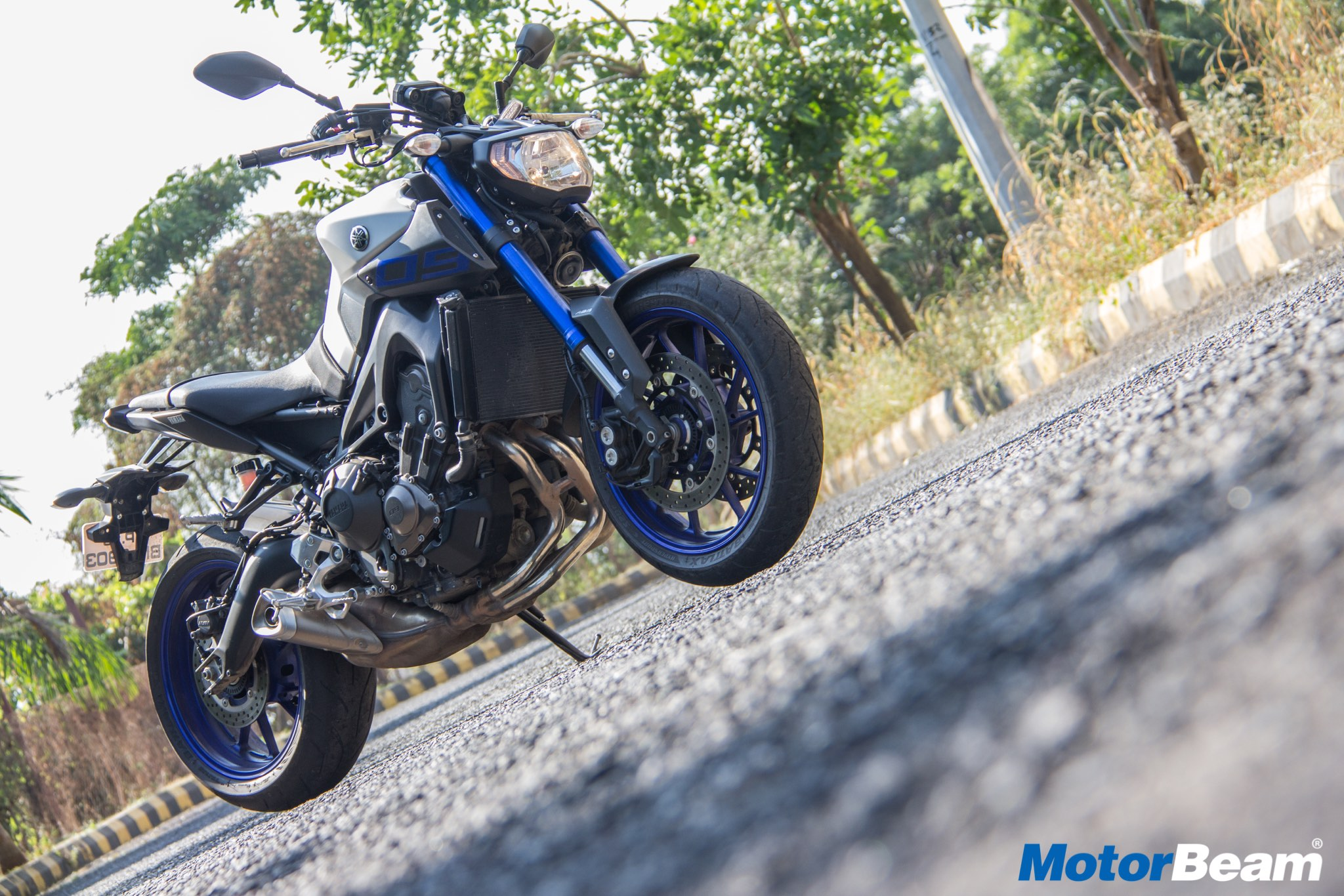 Yamaha MT-09 Road Test Review