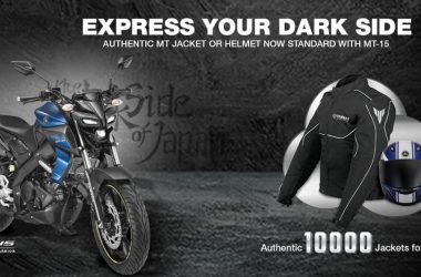 Yamaha MT-15 Accessories Offer