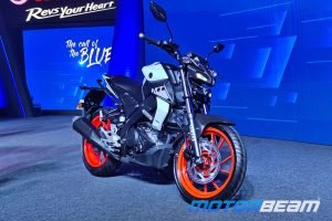 Yamaha MT-15 BS6 Launch