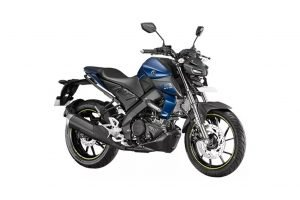 Yamaha MT-15 Blue
