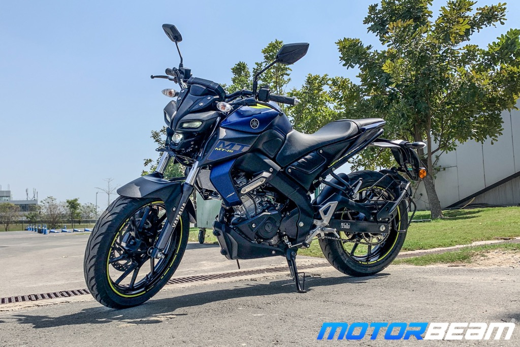 Yamaha MT-15 Hindi Video