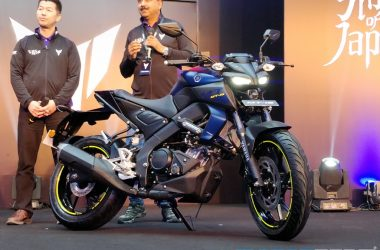 Yamaha MT-15 Launch