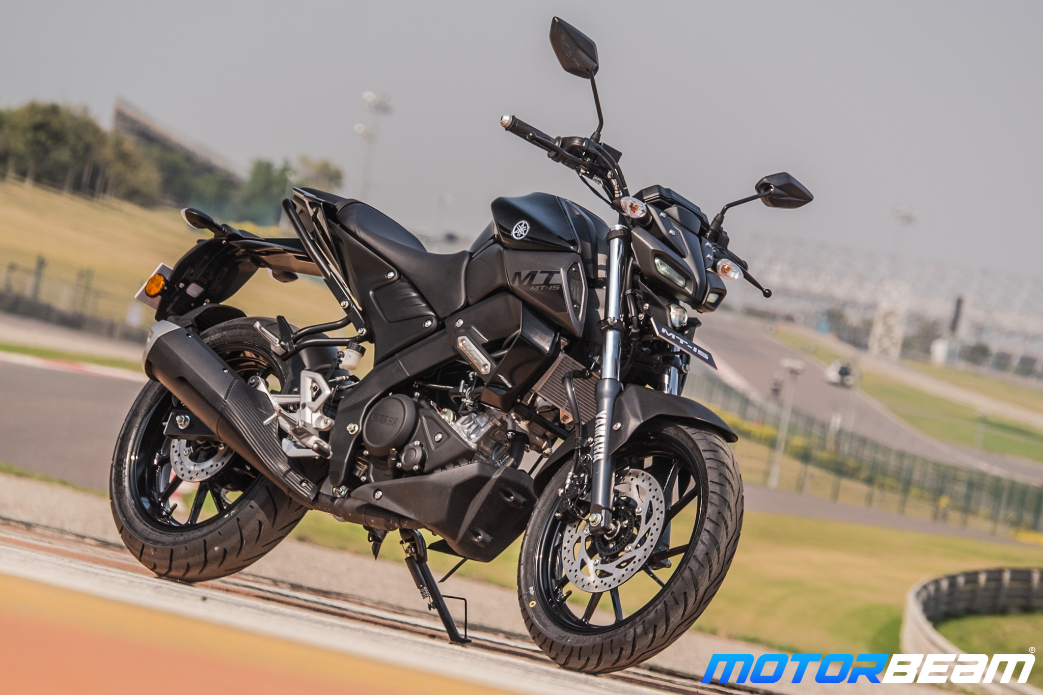 Yamaha MT-15 Review Test Ride