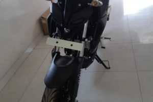 Yamaha MT-15 Spied Front
