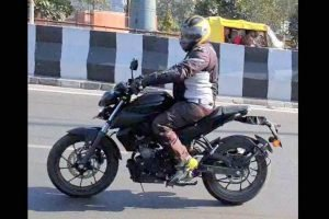 Yamaha MT-15 Spotted