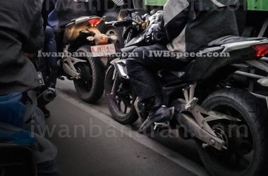 Yamaha MT-25 (Naked R25) Caught Testing In Indonesia