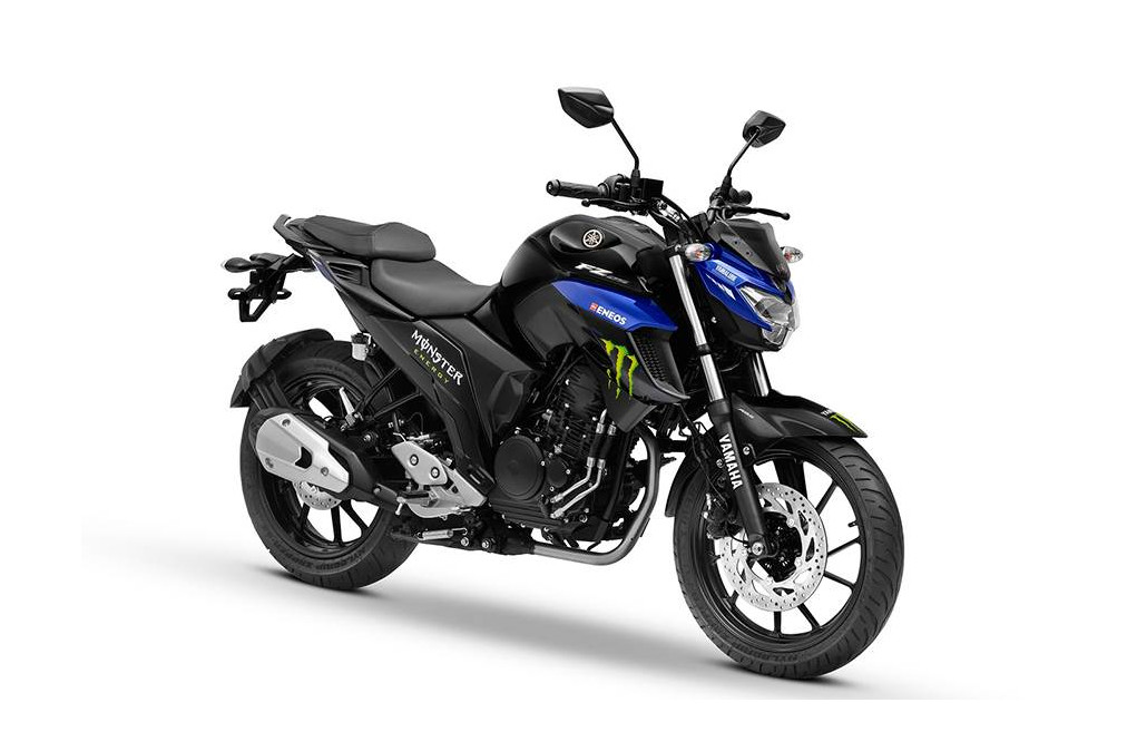Yamaha Monster Edition FZ25