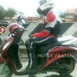 Yamaha Nozza Grande Spied India