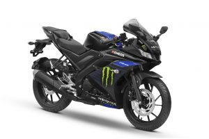 Yamaha R15 Monster Energy