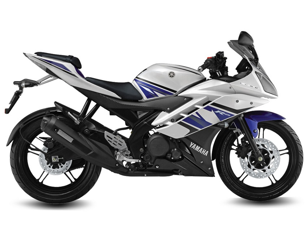 2013 Yamaha R15 Available In 4 New Colors