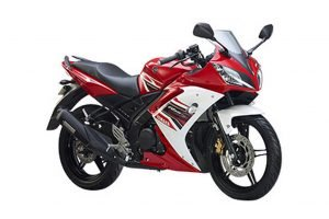 Yamaha R15 S Red