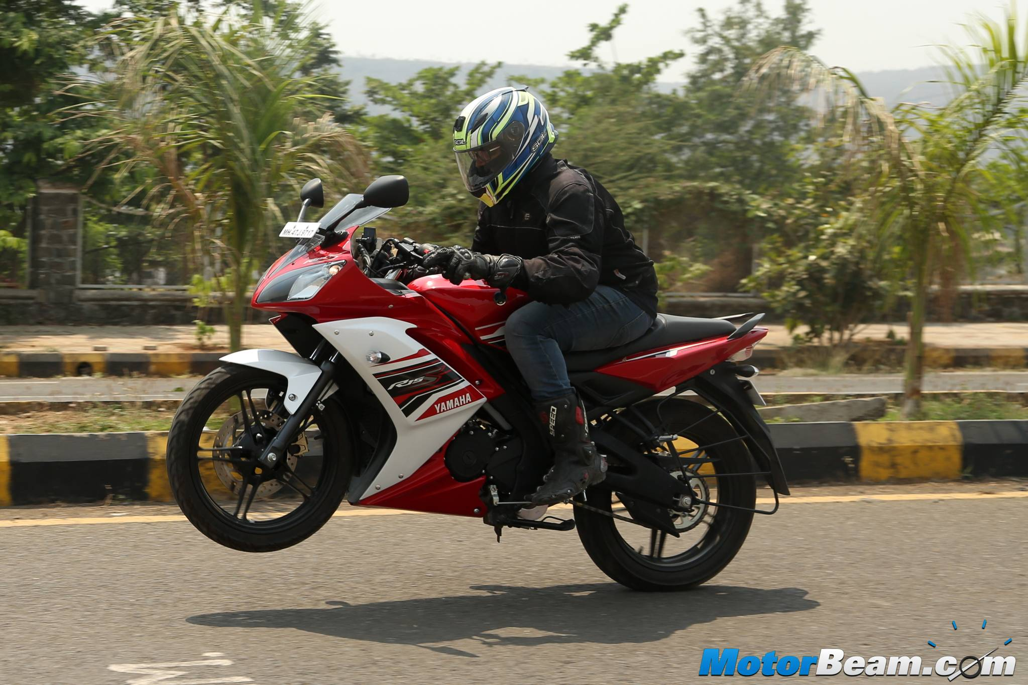 Yamaha R15-S Review