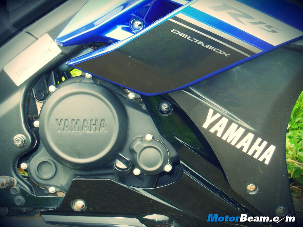 Yamaha R15 V2 Engine Report