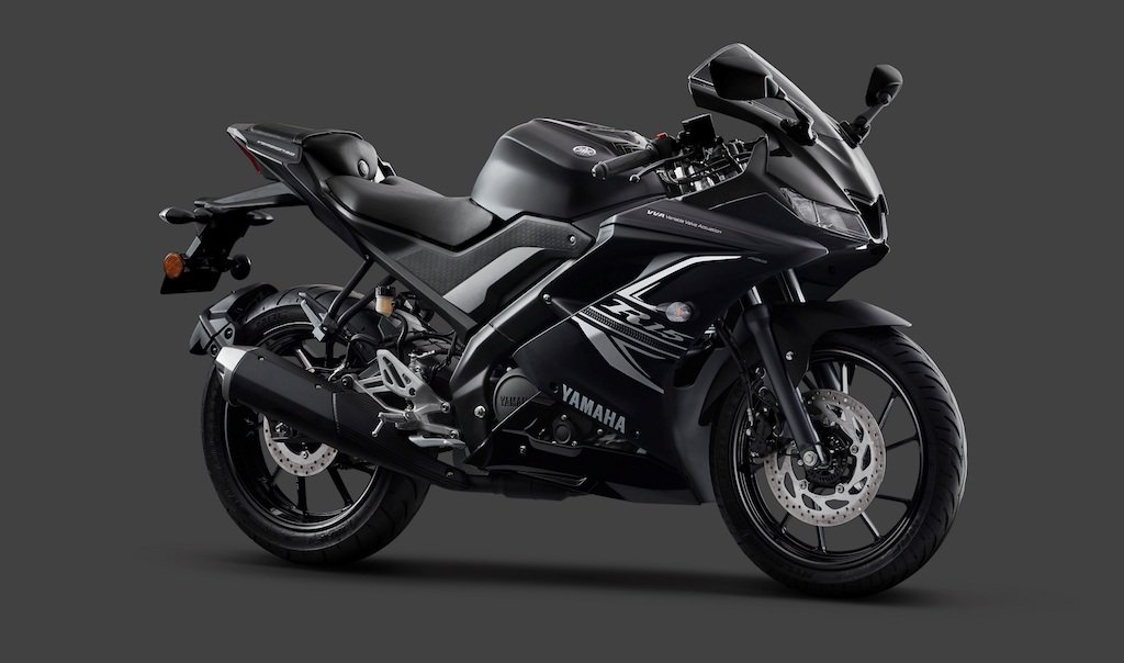 Yamaha R15 V3 ABS Darknight